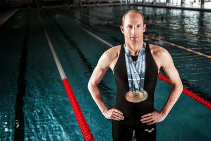 Entrevista exclusiva com Thomas Lurz nadador de águas abertas de maior sucesso da Alemanha