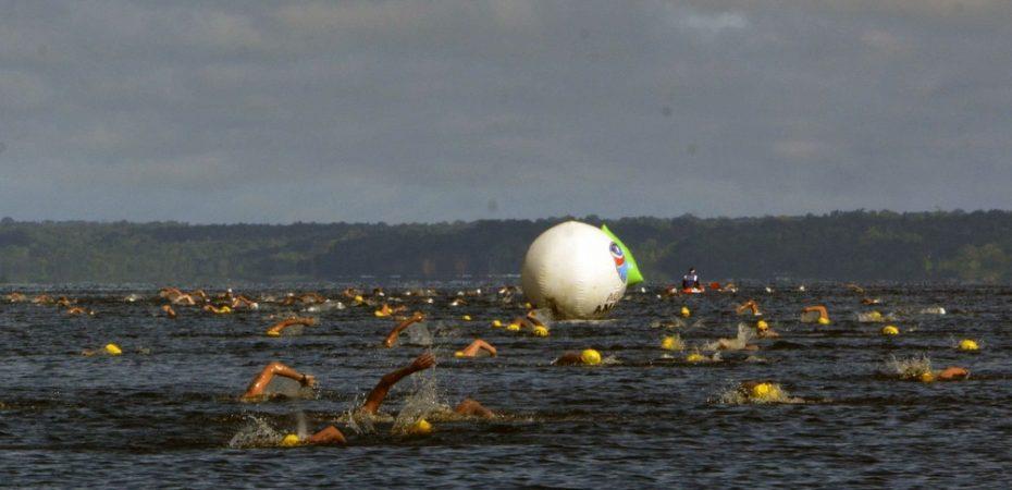 Fortaleza recebe a terceira etapa do Festival de Águas Abertas dia 8 de outubro