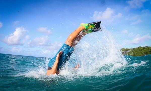 Acessórios de esportes aquáticos radicais 2b17291a64ad9