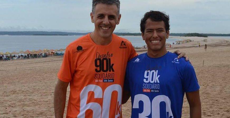 Ultramaratonistas unem esporte e solidariedade no Desafio 90k – Jornal A Crítica