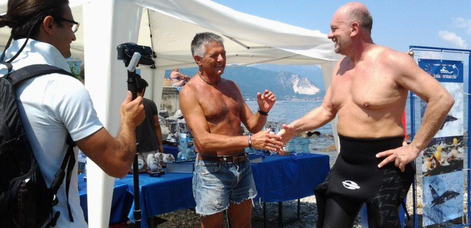 Traversate a nuoto 2018 Europa por Patrizio Andreoli