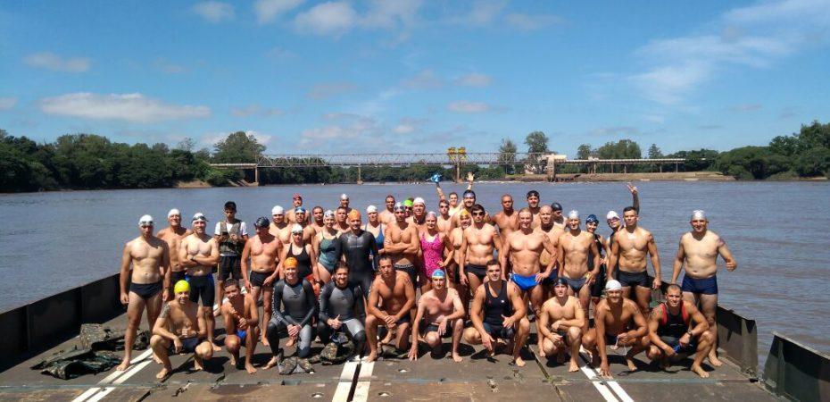 Travessia a Nado do Rio Jacuí reunirá nadadores no dia 25 de fevereiro