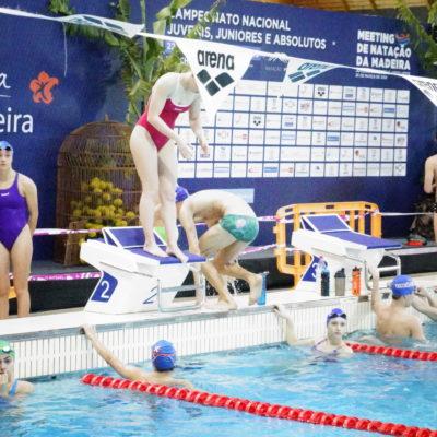 Funchal recebe a elite da natação Portuguesa