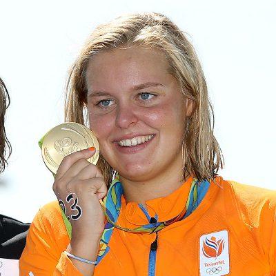Troféu Maria Lenk terá a campeã olímpica Sharon Van Rouwendaal na prova de maratona aquática