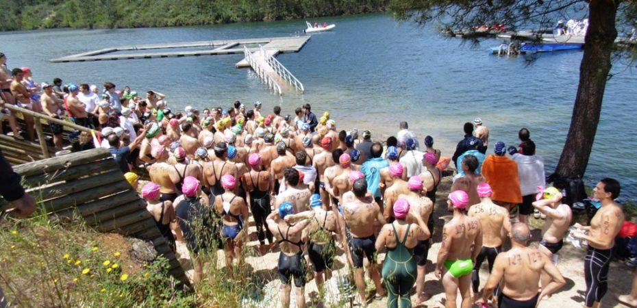 Aldeia do Mato recebe Campeonato Nacional de Águas Abertas de Portugal