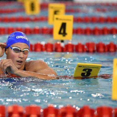 Charlotte Bonnet200m nage libre Championnats de France Élite, Saint-Raphaël