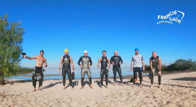 Projeto Nadando Pelos Cartões Postais conheceu lugares incríveis para nadar pelo mundo