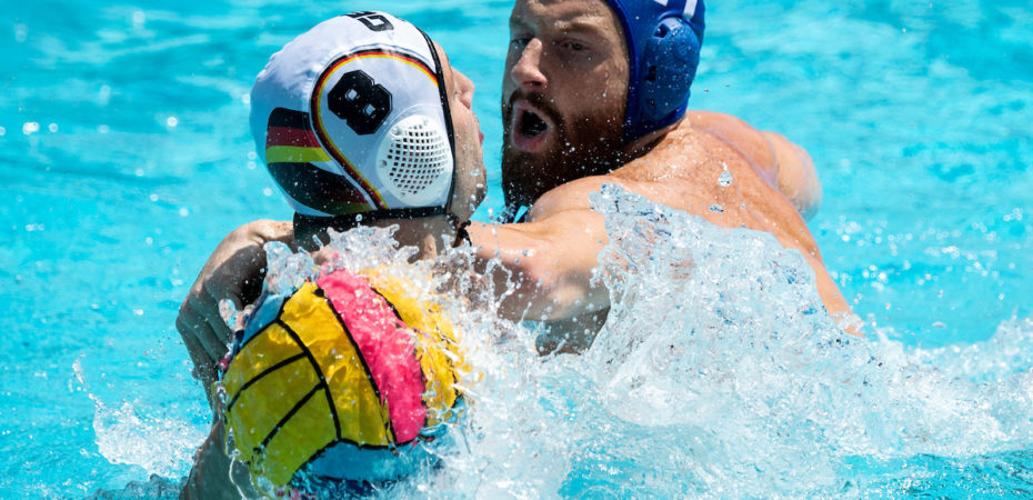 33rd LEN European Water Polo Championships Barcelona 2018 – Summary, Day 5 – Men's Prelims, Round 2