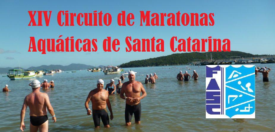 Divulgado calendário para o XIV Circuito de Maratonas Aquáticas de Santa Catarina