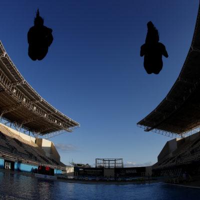 Parque Aquático Maria Lenk recebe seletiva de Saltos Ornamentais para o Campeonato Sul-Americano de Desportos