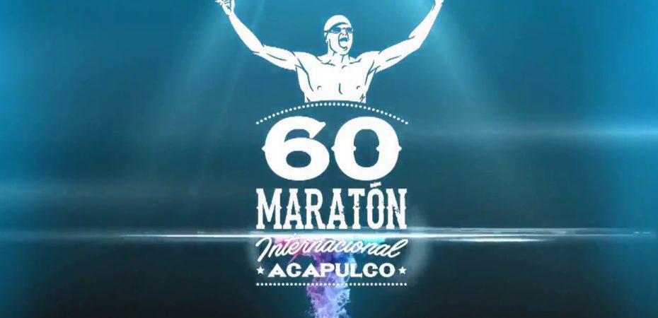 Maratona Internacional de Acapulco, México, comemora 60 Anos