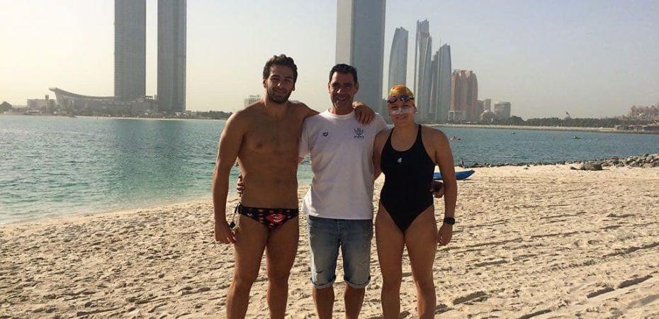 Portugal – Rafael Gil e Angélica André na Taça do Mundo Abu Dhabi (EAU)