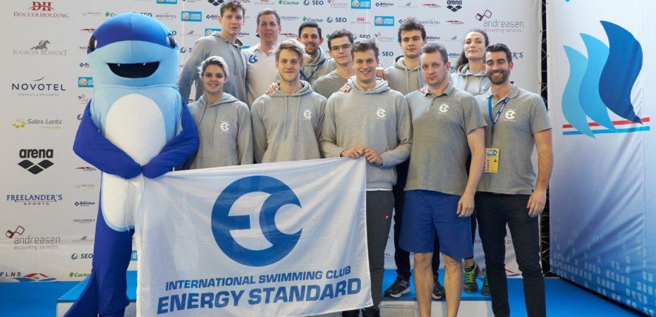 Elite-Team Energy Standard at Euro Meet 2019