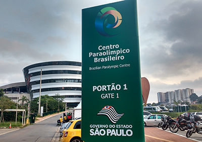 Circuito Loterias Caixa de Natação Paralímpica começa no dia 23, em São Paulo