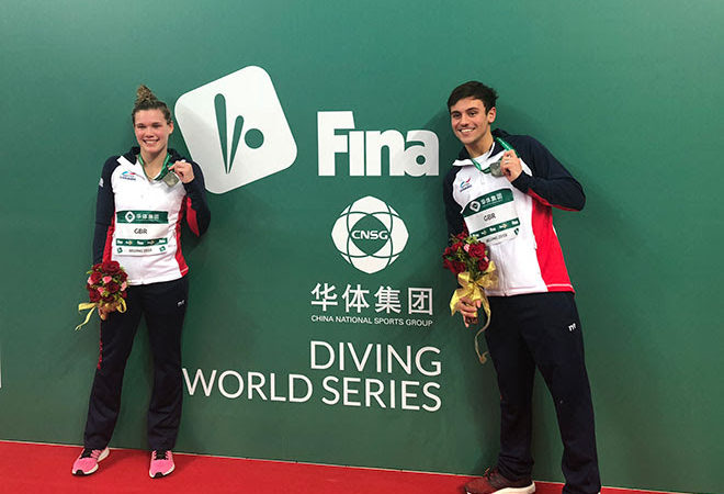 Over 260 divers, including Olympic and World champions, to take part in Diving World Series 2019