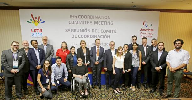 The Americas Paralympic Committee (APC) Lima 2019: Preparations on course