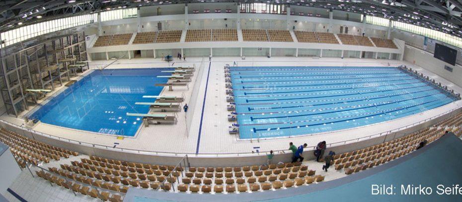 Calendário da Copa do Mundo de natação FINA de 2019 está finalizado