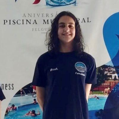 Daniela Lopes e João Campelo de ouro no Torneio Nadador Completo – Portugal