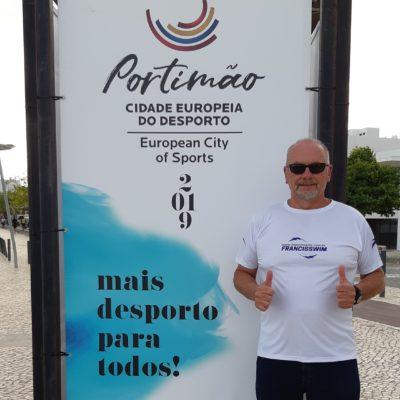 Projeto Nadando Pelos Cartões Postais – Portimão recebe Open de Portugal e Campeonato Nacional
