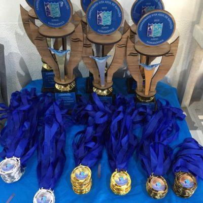 Campeonato Catarinense de Velocidade Fita Azul de Natação