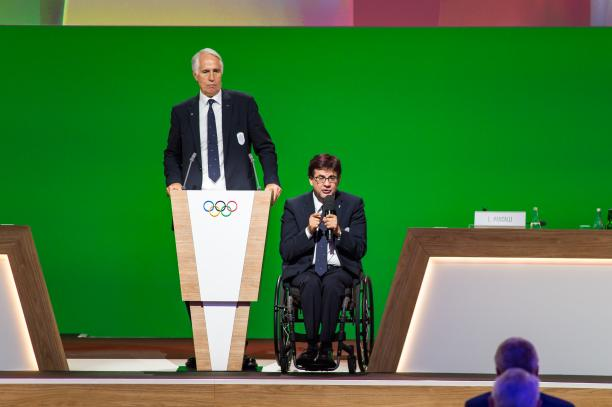 Milan-Cortina to stage 2026 Winter Paralympics