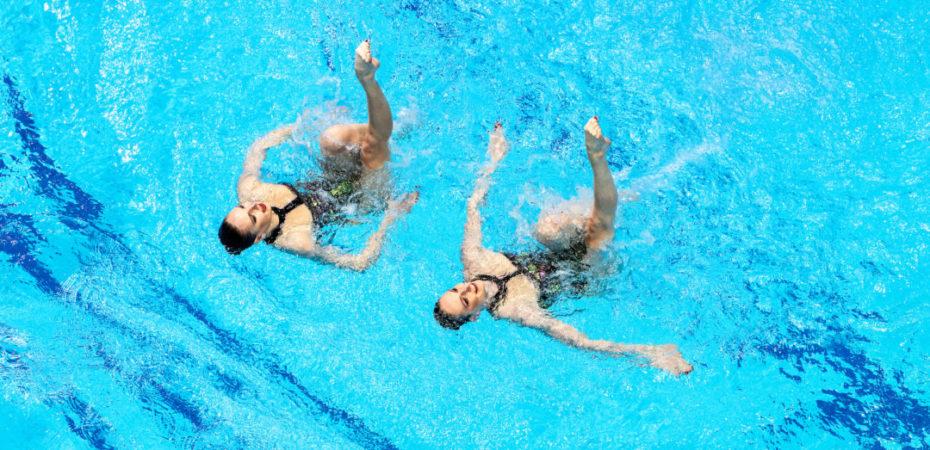 Russia dominates junior artistic swimming Europeans
