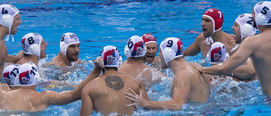 Serbia returns to Super Final throne FINA MEN'S WATER POLO WORLD LEAGUE