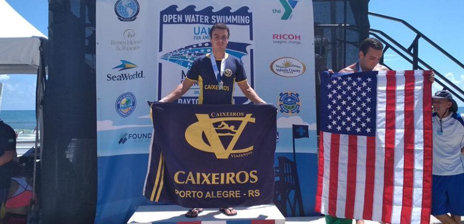 Kassius Vargas Prestes, atleta do Clube Caixeiros Viajantes, medalhista em campeonato mundial e em pan-americano. Confira a entrevista.
