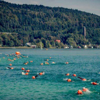 Woerthersee-Swim a maior aventura de natação nos Alpes