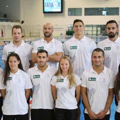 Portugal representado com uma seleção de 10 nadadores no Mundial Gwangju 2019