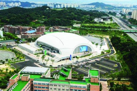FINA General Congress in Gwangju (KOR)