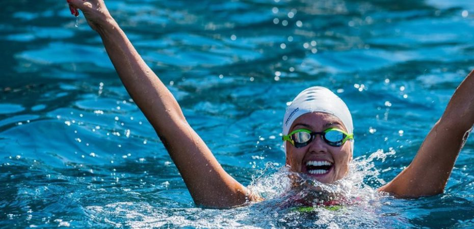 Mayra Santos, nadadora de águas abertas, conta nesta entrevista para o Portal FrancisSwim como é nadar no belíssimo mar do arquipélago da Madeira em Portugal