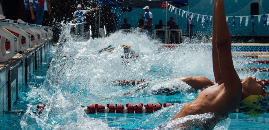 Piscina da Bonocô recebe eventos do calendário baiano de natação neste fim de semana
