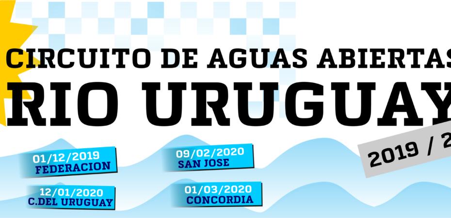 CIRCUITO DE AGUAS ABIERTAS DEL RÍO URUGUAY – ARGENTINA