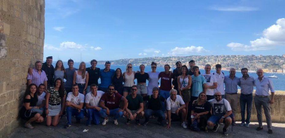 Itália conquista duas medalhas de ouro e duas de prata na UltraMarathon Capri/Napoli