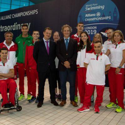 Madeira recebe Campeonato Mundial de Natação Adaptada em 2021