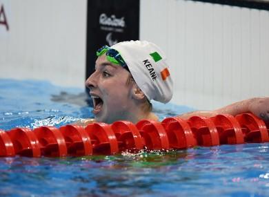 World Para Swimming London 2019 – Turner and Keane Through to Final