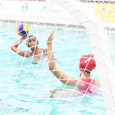Campeonato Brasileiro Interclubes sub-14 de Polo Aquático acontece na piscina do Flamengo, no Rio de Janeiro
