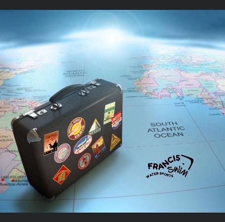 Portal FrancisSwim anuncia parcerias com empresas do segmento de viagem e turismo
