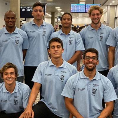 Brasil estreia no Campeonato Mundial Junior de Polo Aquático nesta sexta no Kuwait