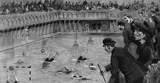 História do Polo Aquático – O Início