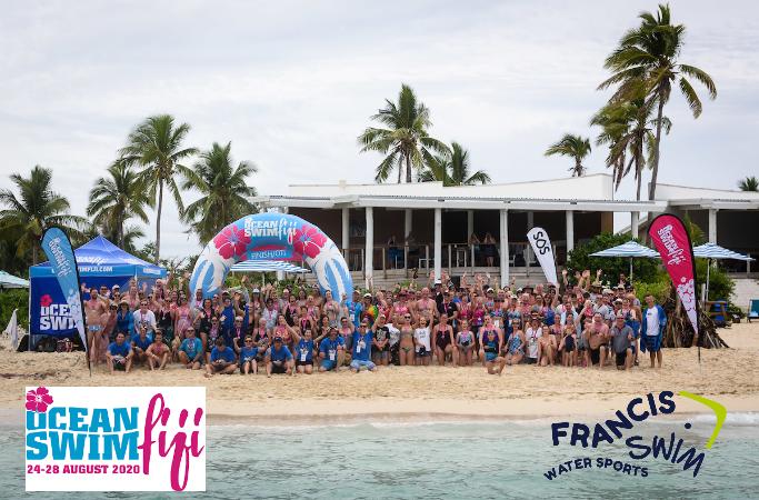 Ocean Swim Fiji – Nade entre paisagens deslumbrantes