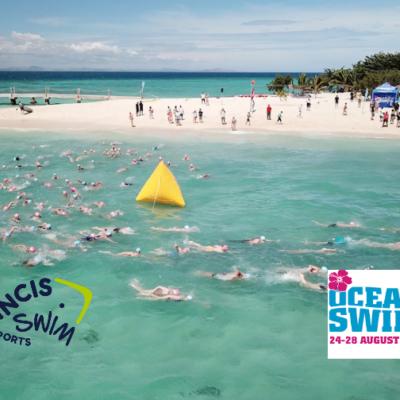 Portal francisswim.com.br anuncia parceria com o Ocean Swim Fiji