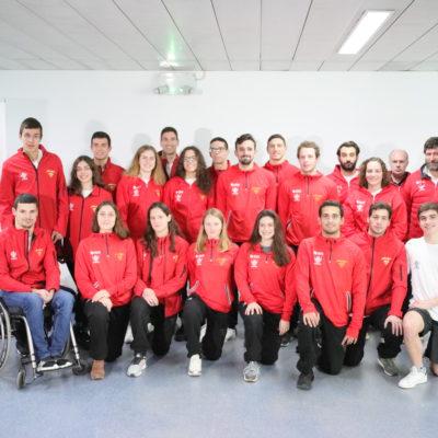 NATAÇÃO  PORTUGAL – Phelps equipa nadadores portugueses