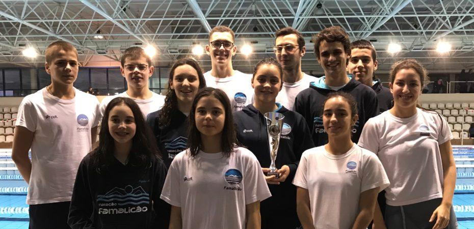 Famalicão conquista pódio no Torneio Clube Naval Povoense