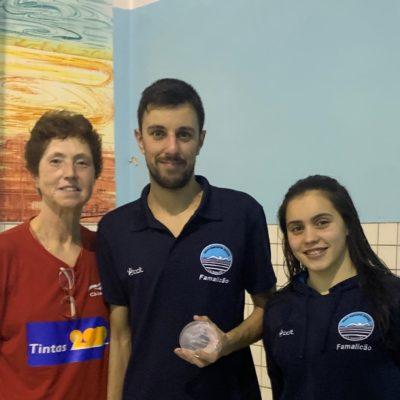Natação do Famalicão no pódio no Torneio Cidade da Maia – Portugal