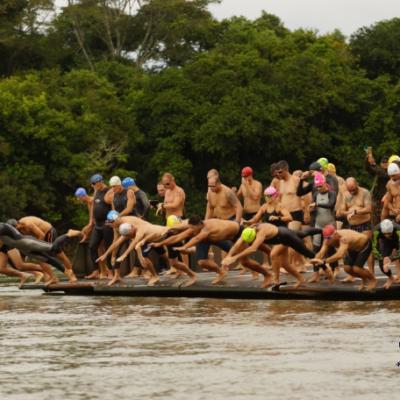 9ª Travessia a Nado de Cachoeira do Sul será destaque neste final de semana