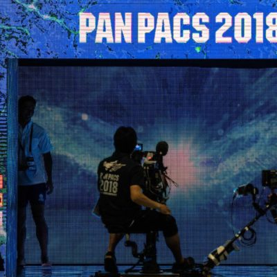Campeonato Pan-Pacífico de Natação adiado para 2026