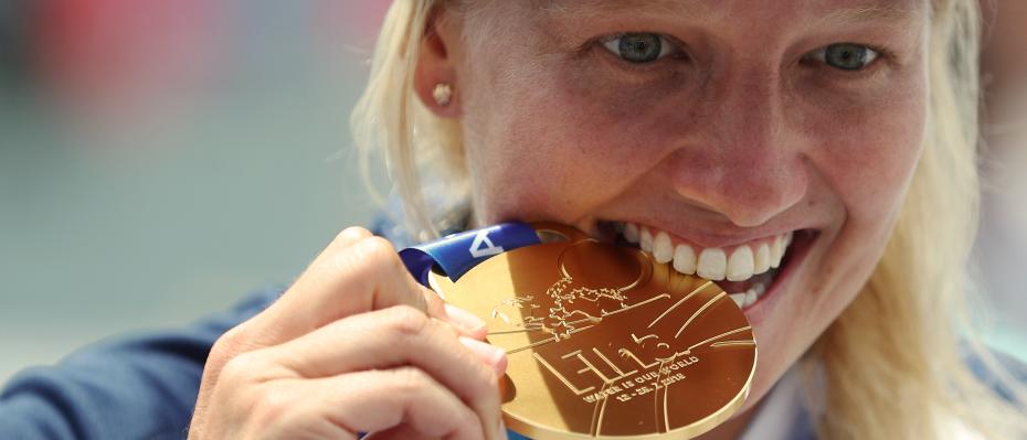 """Rhiannan Iffland (AUS): """"O sentimento de vitória é perfeito"""""""