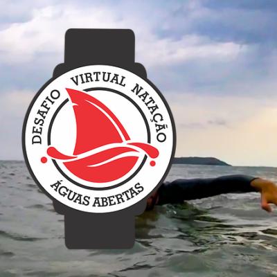 Desafio de natação virtual é a aposta catarinense para a retomada das provas aquáticas